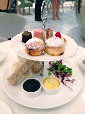 Bond and Brook afternoon tea