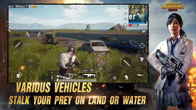 PUBG mobile Android english