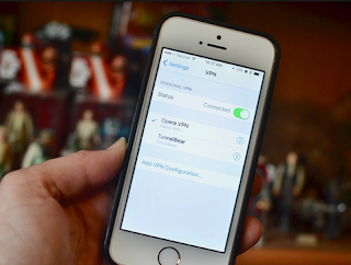 Begini caranya mengaktifkan vpn pada iphone dan ipad. Caranya sangat mudah...