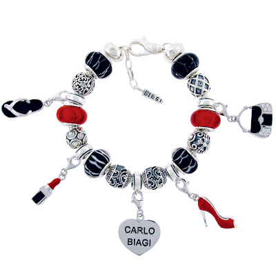 Carlo Biagi Clip On Charms Versatility