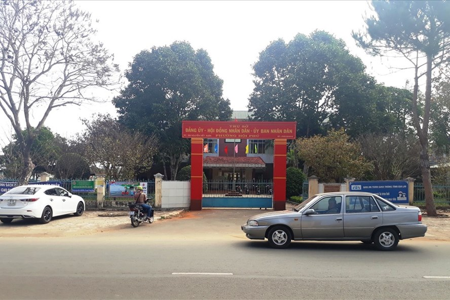 Gia Lai: Trộm táo tợn đột nhập trụ sở phường, phá 3 két sắt lấy tiền
