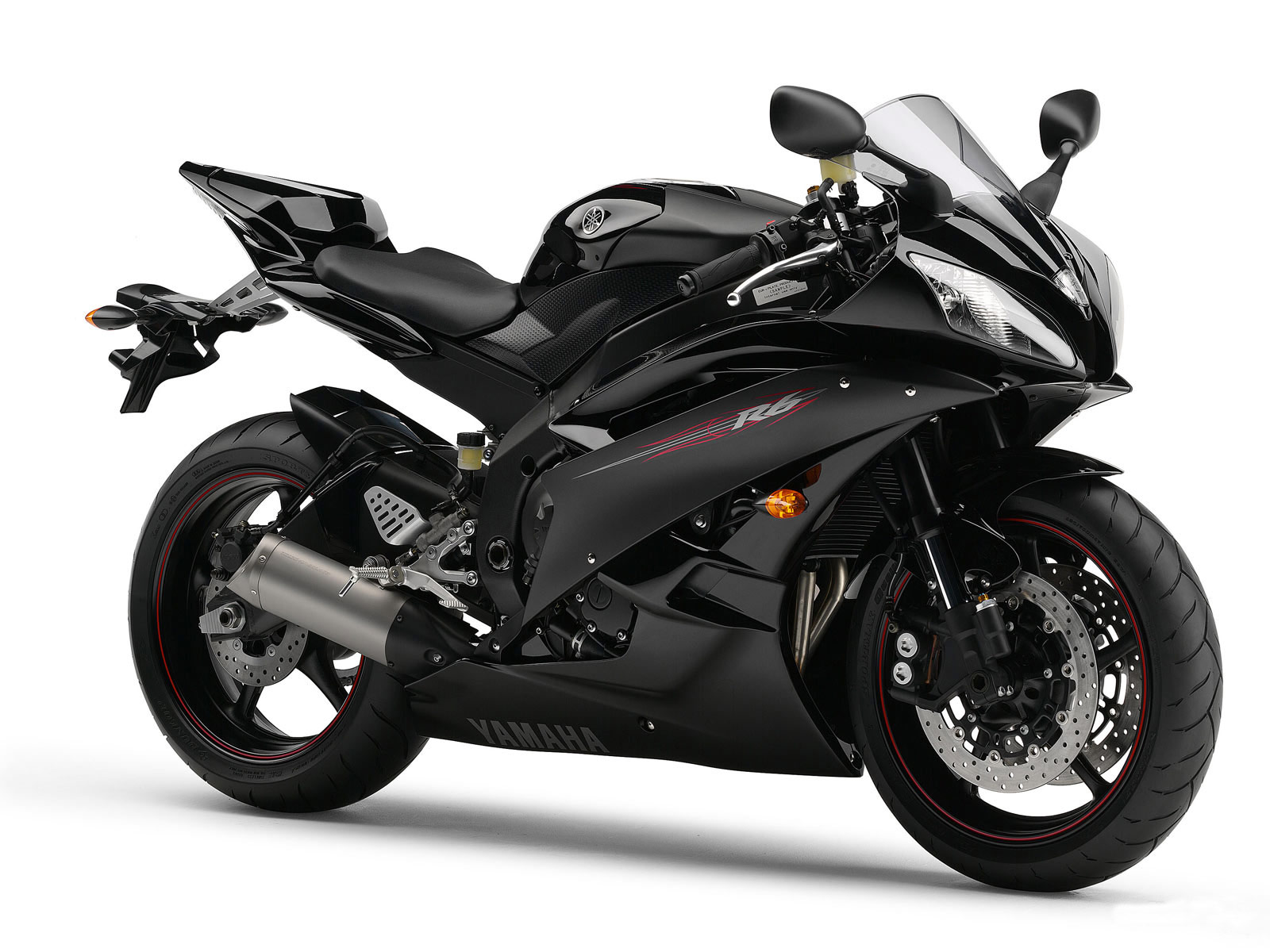 2006 YAMAHA YZF-R6 Motorcycle Pictures And Specifications