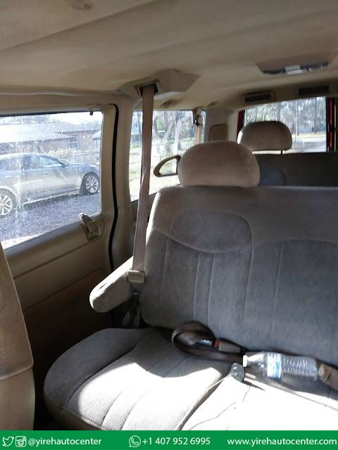"Chevy Astro 1998 With Rims 20"" - Yireh Auto Center"