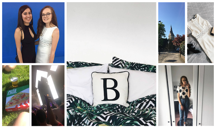 A lifestyle roundup of my week at university featuring all I've bought, watched, eaten, seen and been up to. Featuring a fancy three course dinner and awards ceremony, pizza in the sun and an ethics debate
