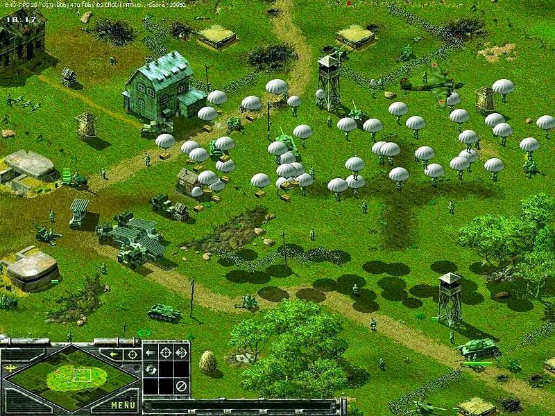 Download Sudden Strike 2 - Perang Dunia II