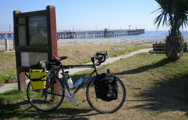 Passeio pela Cabrillo Bike Path em Santa Bárbara
