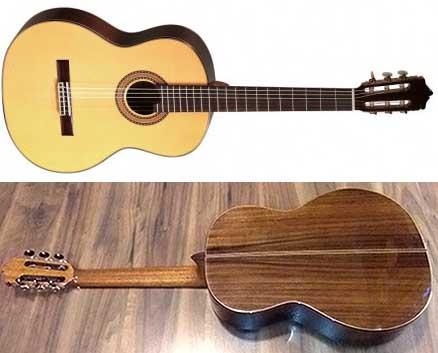 Guitarra española Martínez MCG88S