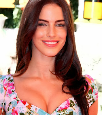 Jessica Lowndes Sweet Pushed Up Cleavage