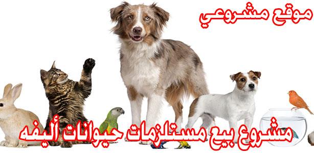 دراسه جدوي فكرة مشروع بيع مستلزمات حيوانات أليفه في مصر 2018