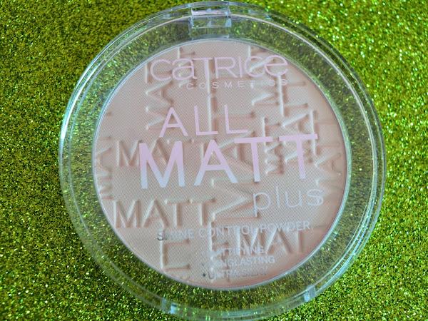CATRICE - All Mat Plus púder