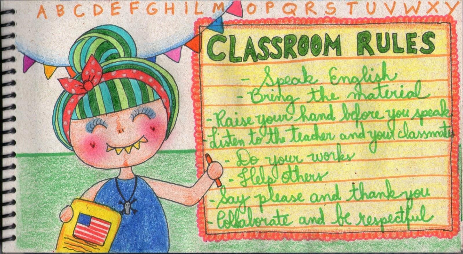 teacher rules class