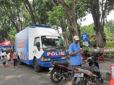 Jadwal SIM keliling wilayah Surabaya