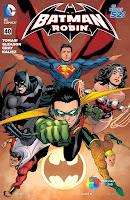 Os Novos 52! Batman e Robin #40