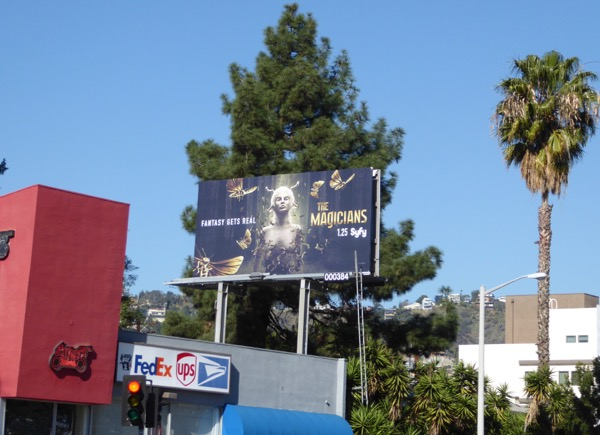Magicians season 2 billboard