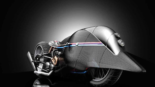 BMW Nemesis Concept