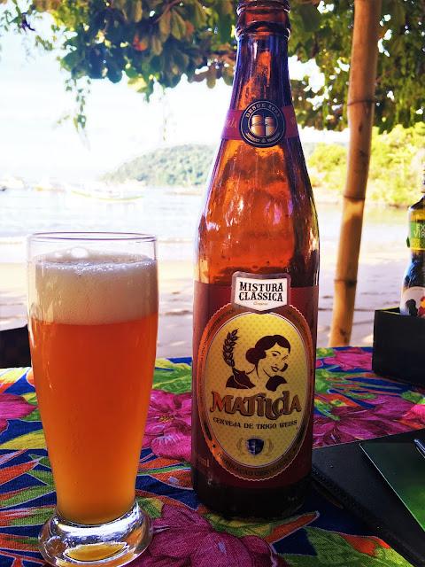 Cerveja gourmet- Quiosque São Francisco, Praia Grande