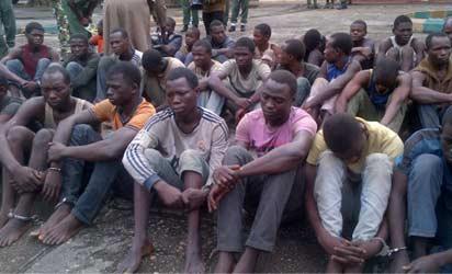 boko haram arrested enugu