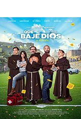 Que baje Dios y lo vea (2018) WEBRip Español Castellano AC3 5.1