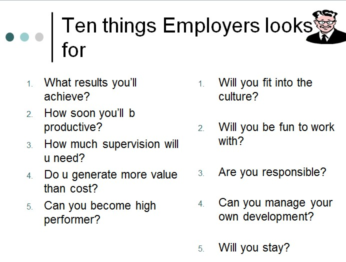 اسئلة الانترفيو في الشركات و كيفية اجتيازها بسهولة