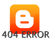 how to redirect blogger 404 error to homepage