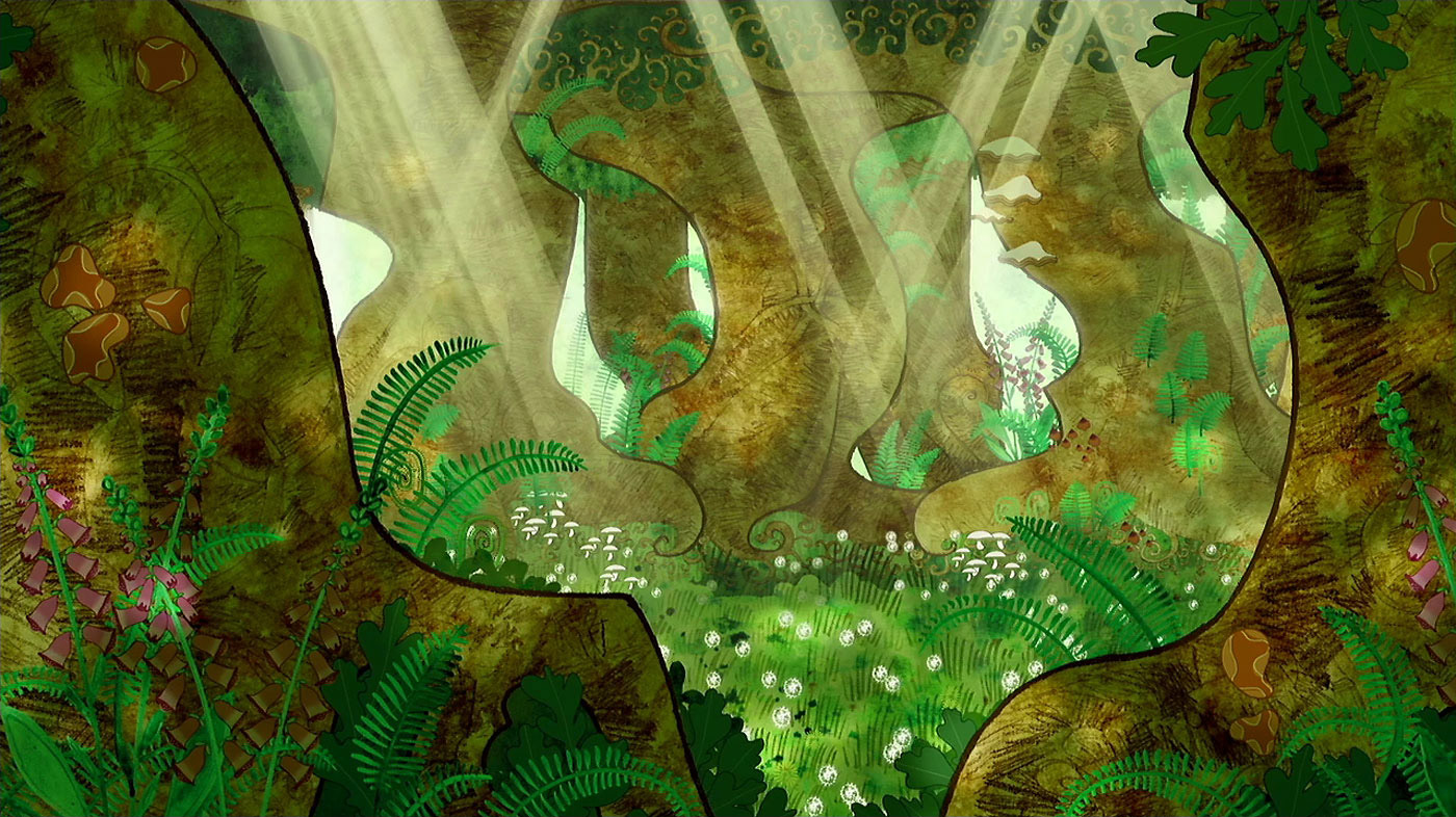 Thank You Wallpaper Animated Living Lines Library The Secret Of Kells 2009