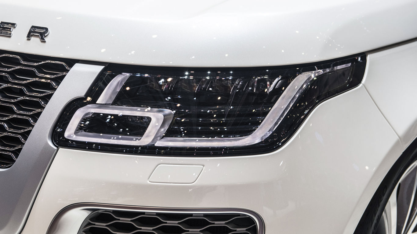 "Checkout The 2019 Range Rover SV Coupe ""Just 2 Doors"", Opulence Personified, Worth N120m"