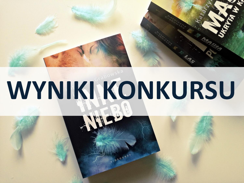Inne niebo, Magia ukryta w kamieniu, tom 3, Katarzyna Grabowska, książka, wydawnictwo Videograf, konkurs