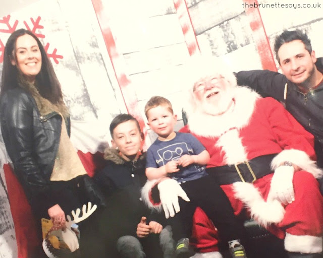 Intu Derby, Santa's Grotto, Santa, Christmas, family
