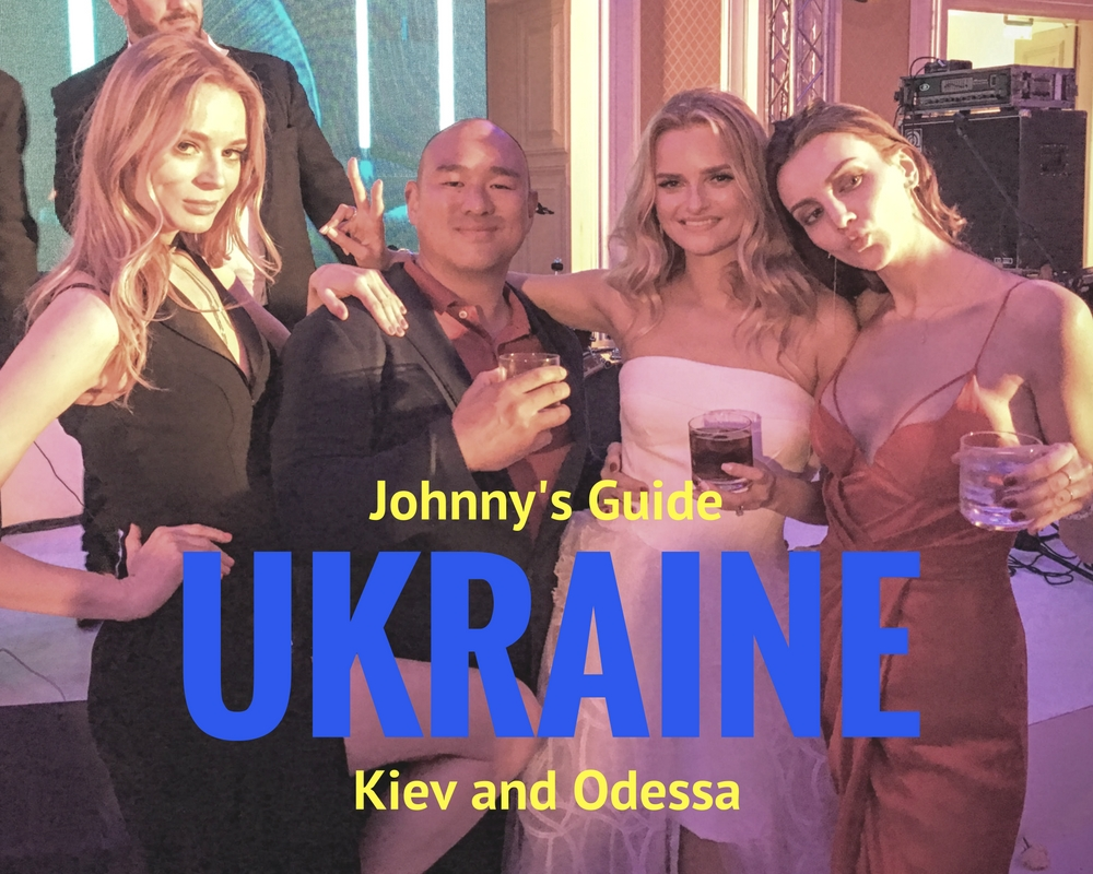 johnny's guide to ukraine: kiev, odessa, lviv, and chernobyl