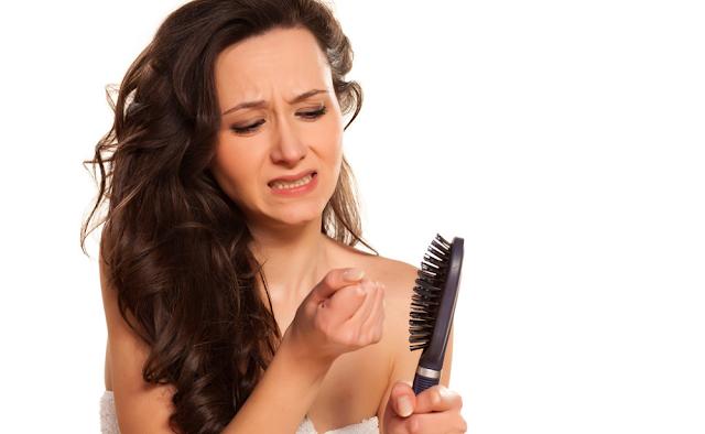 Motivos de la caída del cabello