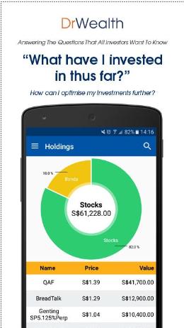 Dr Wealth App
