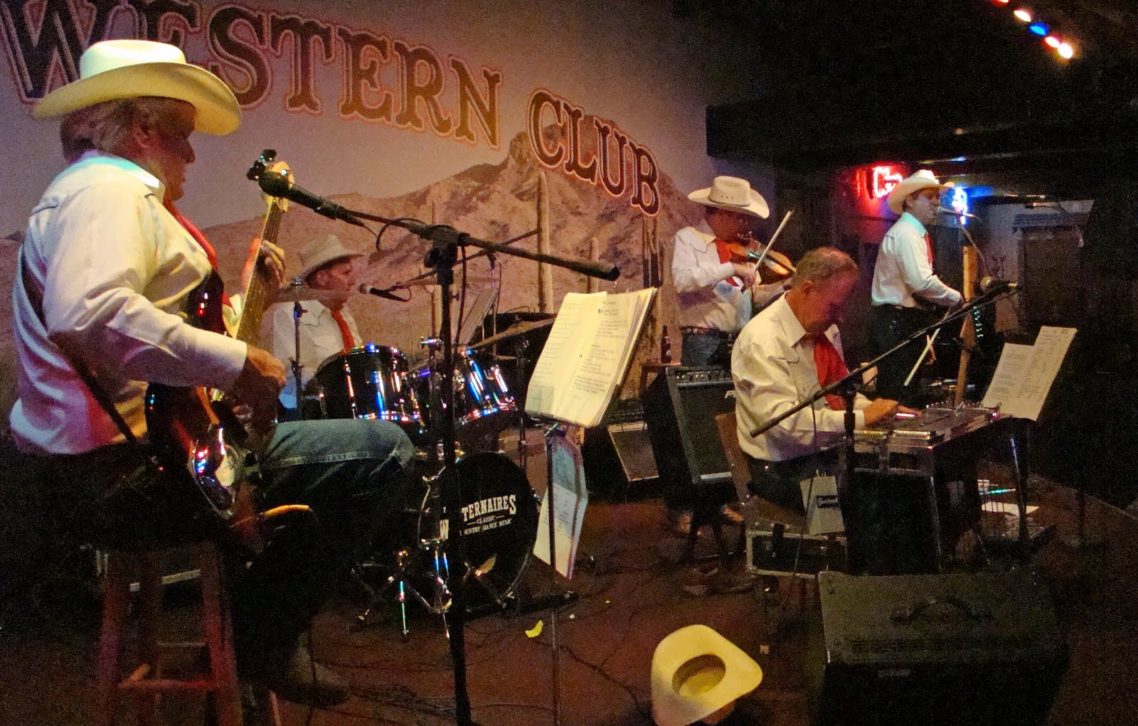 At Westernaires The In Current Western Navasota Club
