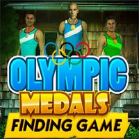 MeenaGames Olympic Medals Finding Game