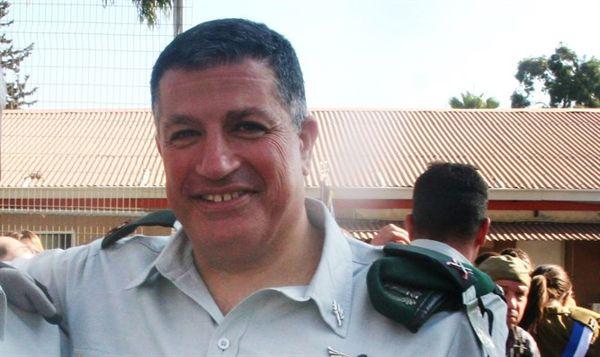 Yoav Mordechai [Roni Schutzer / flash 90]