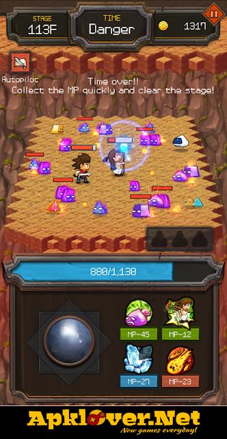 Dungeon999 APK MOD unlimited money