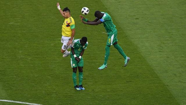 Hasil Pertandingan Senegal vs Kolombia - Piala Dunia 2018