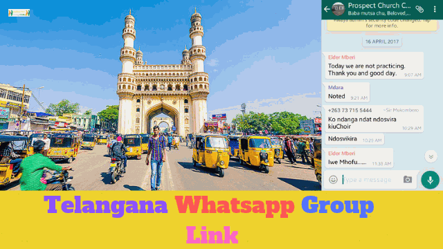 99+ Best Telangana Whatsapp Group Link List Collection