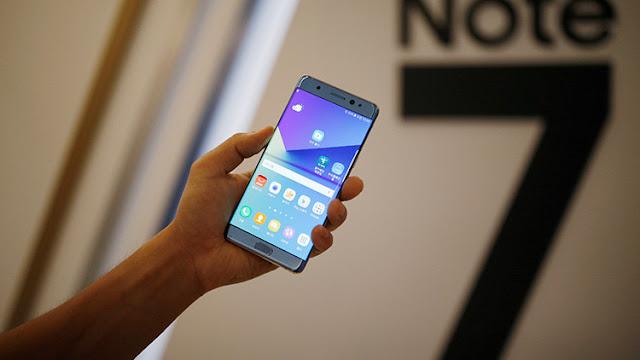 """Un regulador estadounidense retira un millón de Galaxy Note 7 """"explosivos"""""""