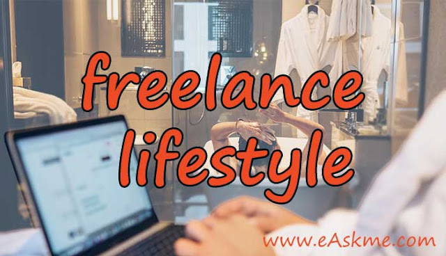 4 Steps To Embrace The Freelance Lifestyle: eAskme