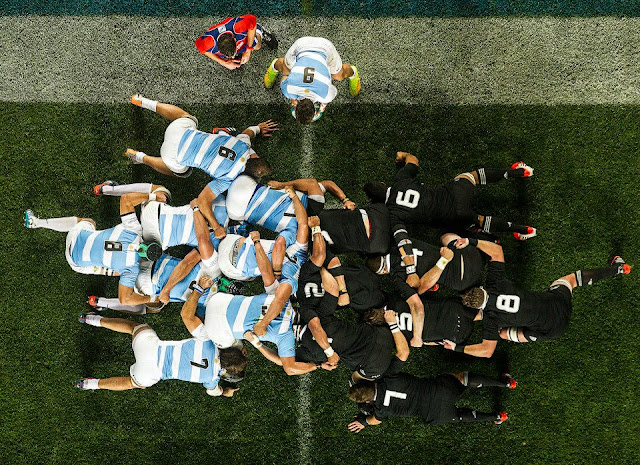 Agustín Pichot en gestión positiva: Disciplina, Método, Liderazgo, Equipo y Estrategia @ITBA #Rugby @AP9_