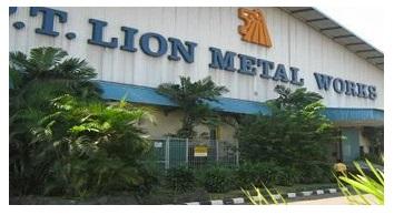 Informasi Lowongan Kerja PT Lion Metal Works Tbk Jakarta Timur SMA/SMK