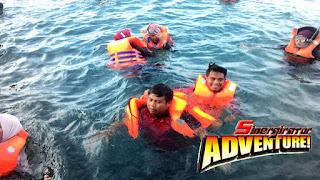 paket tour snorkeling murah tanjung lesung