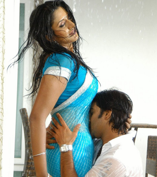 Malayalam hot actress Vimala raman saree navel kiss
