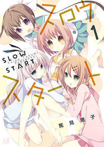 Manga Slow Start de Yuiko Tokumi tendrá anime