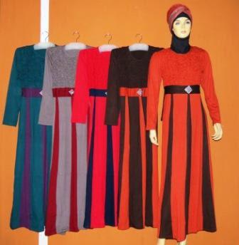 Model Busana Muslim Gamis Khas Tanah Abang