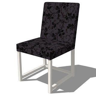 Sketchup - Chair-025