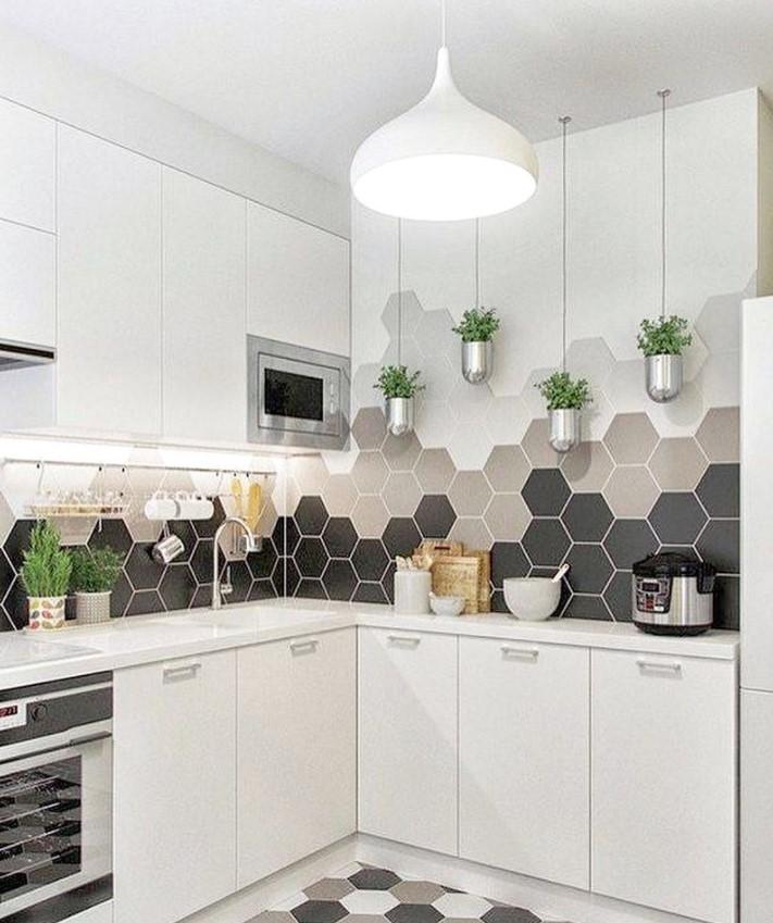gambar dekorasi dapur minimalis terbaru