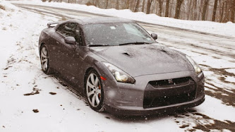 Nissan GT-R Super Car