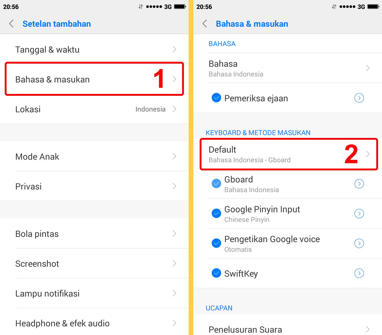 Dowloat Mp3 Meraih Bintang Versi Arab: Cara Mengganti Bahasa Keyboard HP Xiaomi Menjadi Indonesia