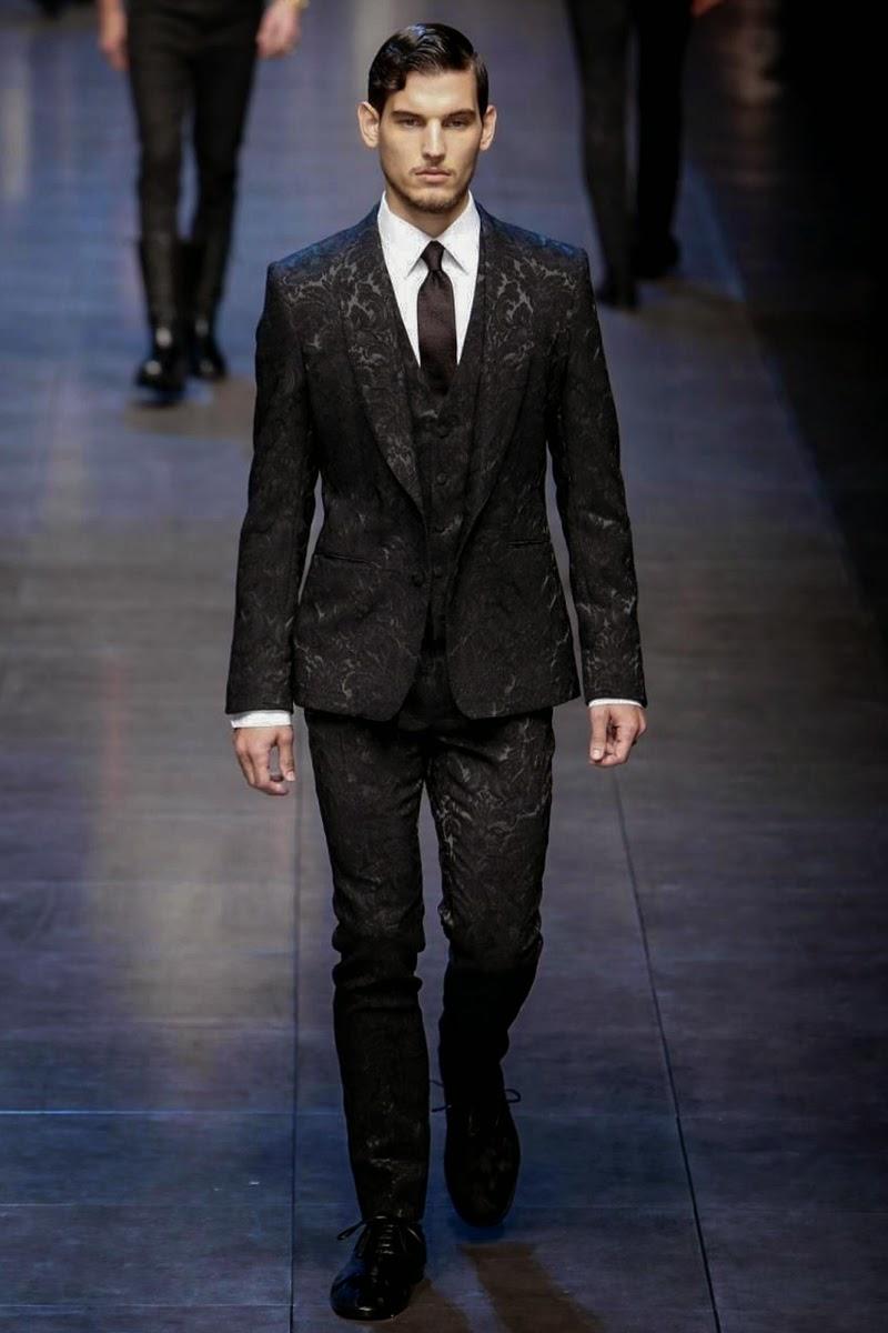 Fashion on the Couch  Dolce   Gabbana Mens Fall Winter 2015-2016 Milan 29baf4add